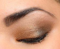 Midnight Bronze: A Copper and Blue Look - Temptalia Beauty Blog: Makeup Reviews, Beauty Tips