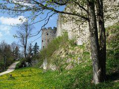 Burg Hohenfreyberg, Ostallgäu, Germany