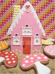 pink cookie haus (pinks & needles)
