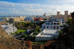 San Juan, Puerto Rico   THE MOSAIC FINGERPRINT