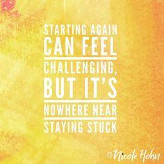 Staying stuck is just not an option....    #unstuck #startagain #newbeginnings #astrology #astrologicalchart #portraitartist #ladyboss #inspiredquote #creative #yellow #gold #pinterest