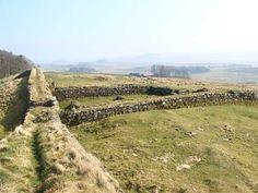 Hadrian's Wall Walk 1 Circular-Once Brewed - Peel Bothy - Housesteads Fort-Crindledykes-Vindolanda Fort - Northumberland
