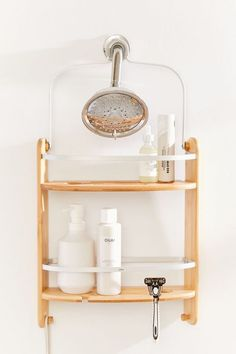 Check out Barrel Shower Caddy from Urban Outfitters Decor, Bathroom Furniture, Shower Accessories, Shower Caddy, Apartment Bathroom, Bathroom Design, Bathroom Decor, Bathroom Accessories, Kitchen Remodel Cost