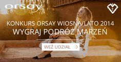 Urszula walczy o nagrodę publiczności w konkursie Orsay - podróż marzeń. Pomóż jej wygrać i oddaj swój głos.