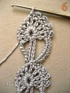 Crochet Patterns to Try: Crochet Motifs Patterns to Combine However You Like