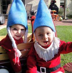Baby Gnome Costume SIZES 12mo 18mo 24mo 2T SHORT by katesy
