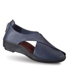 Loving this Blue Sirtal Leather Sandal on #zulily! #zulilyfinds