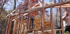 How to Build your own Tiny House from Scratch. Step by Step Instructions