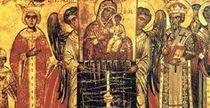 Μωσαϊκό: Κυριακή της Ορθοδοξίας