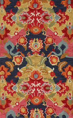 Pop Multi-Colored Nina Rug