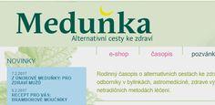 Meduňka - alternativní cesty ke zdraví