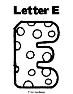 42 Best Letter E Images Early Education Alphabet Activities Day Care