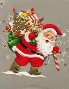 Go, Santa!