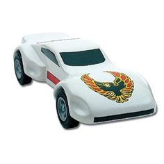 Screamin Eagle Kit Plans Pinewood Derby Car Template