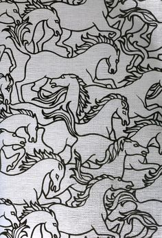 florence broadhurst, horse stampede
