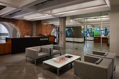 New Autodesk Office in San Francisco // #bafco #bafcointeriors Visit www.bafco.com for more inspirations.