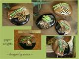 Image detail for -stone paper weights - Decorative & Tole Painting Forum - GardenWeb
