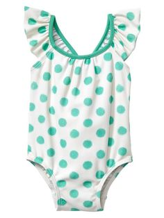 Gap Polkadot Flutter One Piece