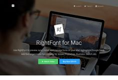 On the Creative Market Blog - 7 Powerful Font Management Apps for Type Addicts
