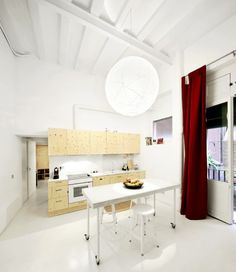 34 square metres apartment in the El Born neighbourhood of Barcelona by ARQUITECTURA-G