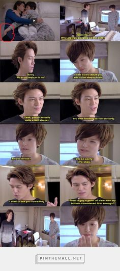 How did i not notice she had her hand in his back pocket the first time I watched this? Bromance #taiwanese #drama