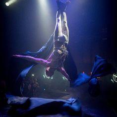 Loving the photos from @unleashedparty Had so much fun. #aerialsilk #aerilist #aerialsilks #aerial #aerialist #performance #gig #venue #party #circusarts #performer #entertainment #entertainer #adultentertainer #sandm #party #club #nightclub #night #bdsm #bdsmcommunity #fun #acrobatics #acrobat #circusboy #circus #circuseverydamnday #saucey #amsterdam