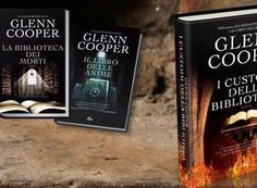 GLENN COOPER NON E' CHOOSY ~ Reader's Bench