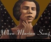 An introduction to the life of Marian Anderson, extraordinary singer and civil rights activist, who was the first African American to perform at the Metropolitan Opera, whose life and career encouraged social change. - See more at: http://www.buffalolib.org/vufind/Record/1193367#sthash.vAoyBY2C.dpuf