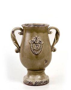 ΚΕΡΑΜ.ΑΜΦΟΡΕΑΣ, ΧΕΡΟΥΛΙΑ 31,5CM,ΑΝ.ΚΑΦΕ Spice Things Up, Vintage Fashion, Vintage Style, Vase, Ceramics, Antiques, Vintage Ceramic, Home Decor, Ceramica