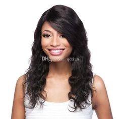 Long Body Wave Glueless Full Lace Human Hair Wigs for Black Women Brazilian Virgin Hair Perruque Lace front Wig Human Hair Wigs Online with $86.66/Piece on Qdtian's Store   DHgate.com
