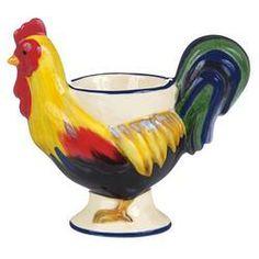 Grasslands Road Rooster Egg Cups / 6-Pack...