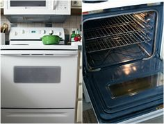 IHeart Organizing: Monthly Clean Home Challenge: Clean Oven