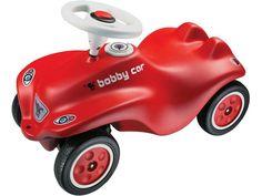 Big Bobby Car Red