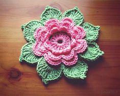 Little girl crochet hats - pattern 18