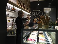 #WeLovePuro is an #icecream #parlour franchising born in 2014 near Salerno…