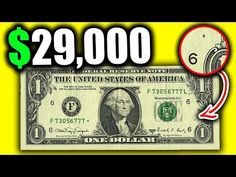 These are 10 web note dollar bills worth money. We look at super rare banknotes and currency that could be hiding in your wallet. We also discuss star note b. Old Coins Worth Money, Budget Help, Money Notes, Money Bill, Valuable Coins, Coin Worth, Coin Values, Show Me The Money, Coin Collecting
