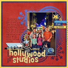 Peppermint Creative BLOG | Creative Nonsense & Other Junk » Disney Vacation & Princess Digital Scrapbook Pages