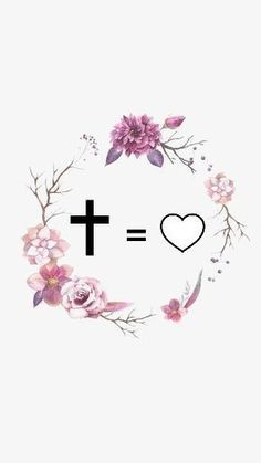 The cross equals love. Tumblr Wallpaper, Jesus Wallpaper, Bible Verse Wallpaper, Galaxy Wallpaper, Wallpaper Quotes, Wallpaper Backgrounds, Iphone Wallpaper, Instagram Logo, Story Instagram