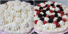 pavlova Pavlova, Ale, Raspberry, Food And Drink, Desserts, Fine Dining, Tailgate Desserts, Deserts, Ale Beer
