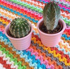 V-Stitch crochet blanket, stylecraft . V Stitch Crochet, Planter Pots, Plaid, Blanket, Stel, Baby, Gingham, Newborns, Rug