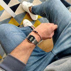 Jeans, Zara, Casio Vintage, Fashion Men, Adidas