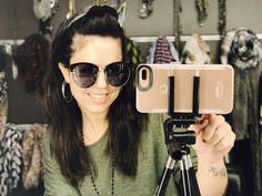Fotos para posts logo de manhã - Paola Gavazzi / Truques de Maquiagem