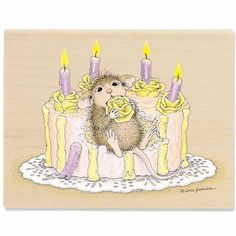 New - Cake for One from House-Mouse Designs (HMJR1104)