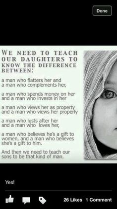 My father taught me about this... Miss u dad!