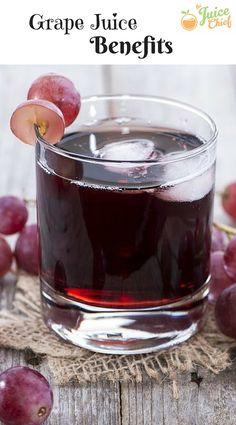 Discover 5 Potential Life Saving Benefits of Grape Juice! - http://thejuicechief.com/benefits-of-grape-juice/