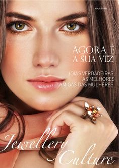 Siga seus Instintos  #Brasa #Brasa Jewellery #moderna #preciosa #BRASACANELA #BCJewelleryCulture #BCSocietyMagazine