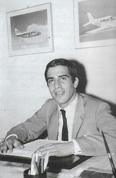 Alexandros Onassis  Personal photo  Greece  Olympic Airways  Greece