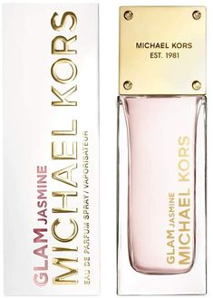 Divinely stunning and center stage. A bouquet of jasmine with accents of creamy woods this fragrance is overtly feminine. Versace Fragrance, Perfume Display, Michael Kors, Jasmine, Beauty Women, Site, Amazing, Spray Bottle