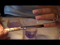 How to do acrylic nail fill in  (save money do it yourself)