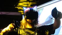Could a VR DJ Set in TheWave be the future of DJing? Read about how Grimecraft and friends are changing the DJ world.